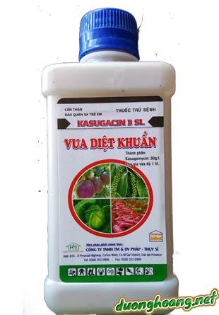 vua diệt khuẩn, Kasugacin 3 SL