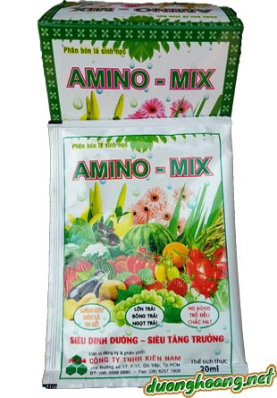 amino-mix, amino-mic