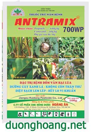 antramix 700wp thuốc trừ nấm bệnh