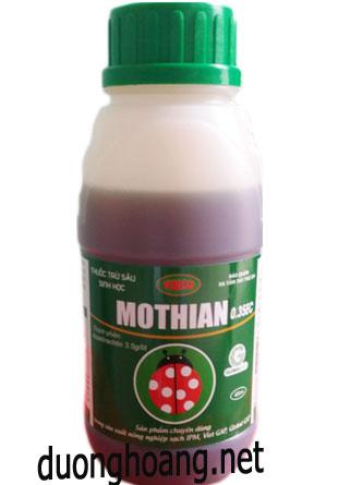 thuốc trừ sâu sinh học mothian 0.35ec