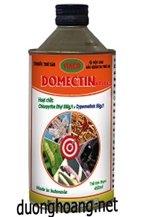 thuốc trừ sâu domectin 605ec