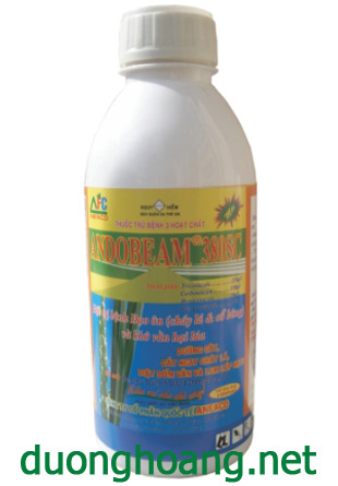 thuốc trừ bệnh andobeam 380sc